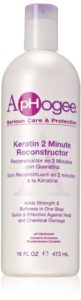 aphogee 2 minute keratin reconstructor