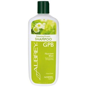 aubrey organics GPB protein balancing shampoo
