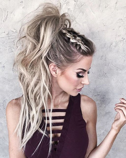 50 beautiful easy updos for trendy long haired ladies