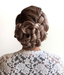 dutch braided spiral