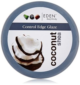 eden body works coconut shea control edge glaze