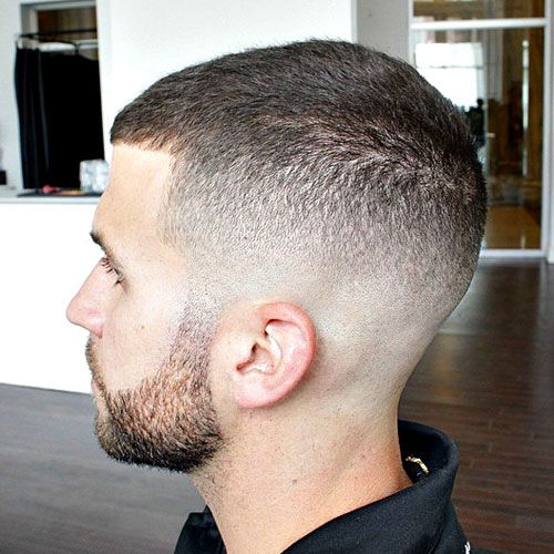 Shave And Haircut: 30 High And Tight Haircuts For Classic Clean Cut Men