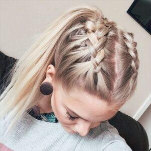 Double Dutch POnytail