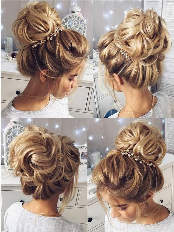 35 Gorgeous Prom Updos For The Biggest Night Of The Year - Part 9