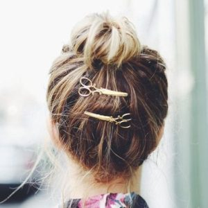 Top Knot With Accessories