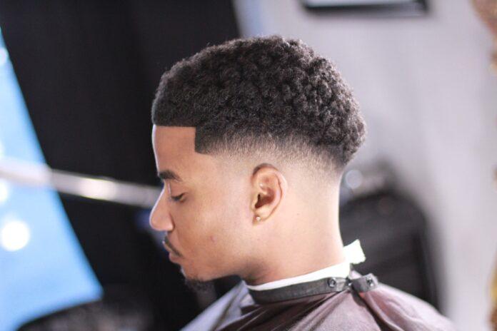 blowout haircut for men