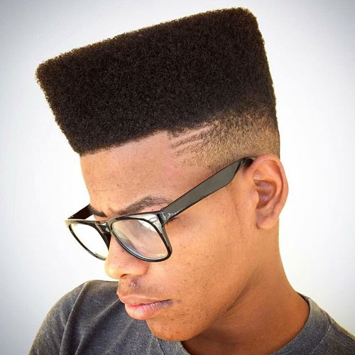 20 different and trendy types of haircuts for men considered a version of the flattop haircut the hi top fade became trendy in hip hop inspired styles of the 80s and early 90s solutioingenieria Images