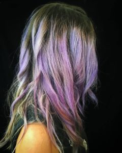 geode hair color