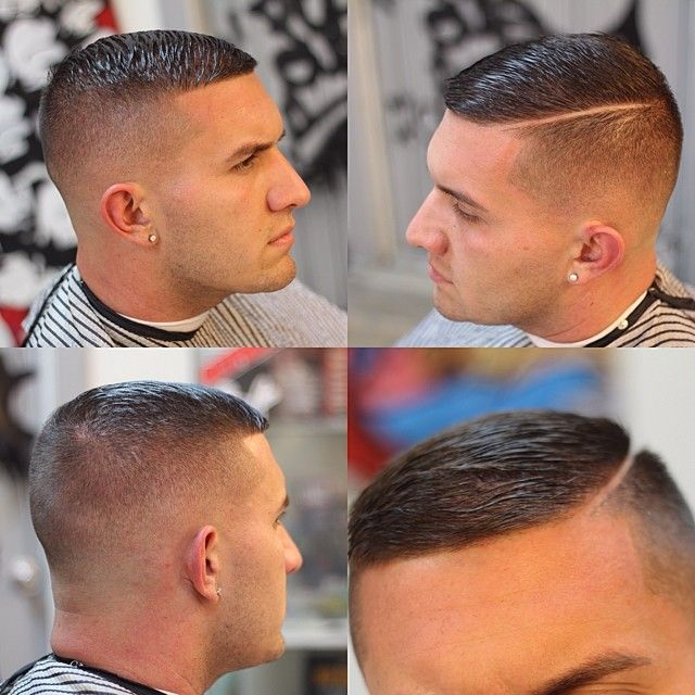 22 Classic Crew Cut Styles With Tips Amp Tricks For Men