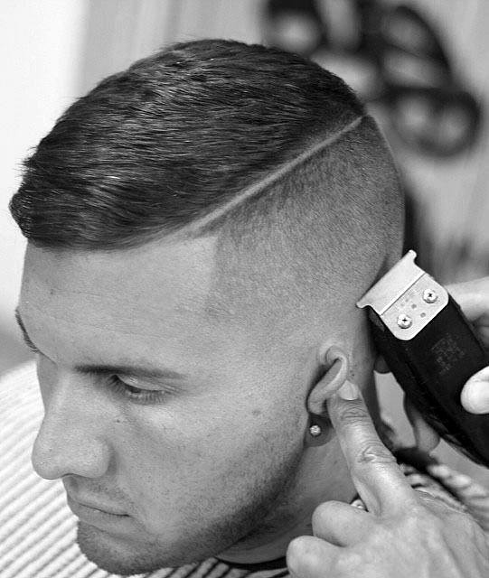 30 high and tight haircuts for classic clean cut men bringing a little more 21st century trend than some of the more standard styles this modern high and tight haircut is the perfect mix of structure and solutioingenieria Gallery