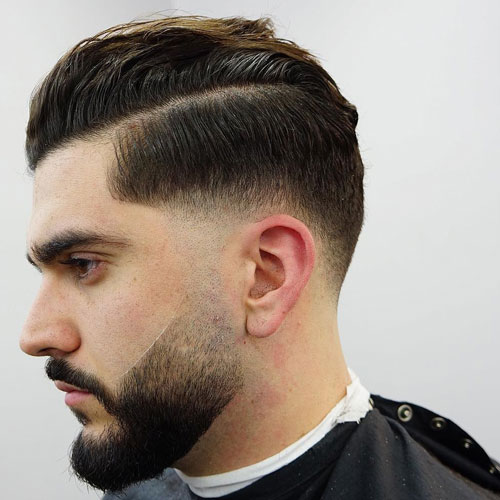 Top 25 Modern Drop Fade Haircut Styles For Guys