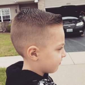 slick high and tight