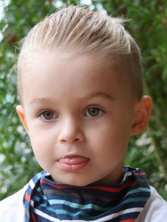 30 Toddler Boy Haircuts For Cute & Stylish Little Guys