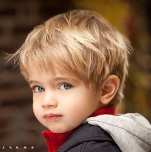 30 Fun Trendy Little Boy Haircuts For Any Occasion