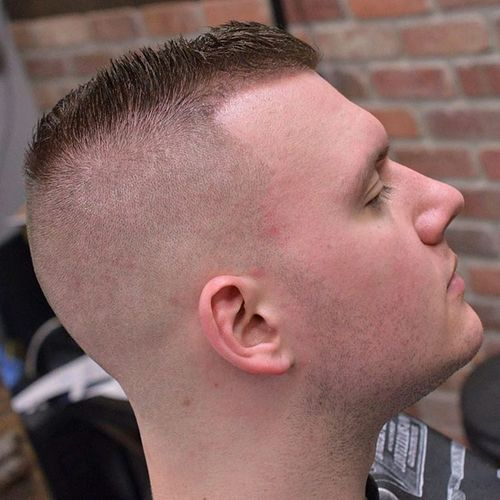 30 high and tight haircuts for classic clean cut men if youre looking for a little more wiggle room in your styling options leave the top of your high and tight haircut just long enough to add some spikes to solutioingenieria Gallery