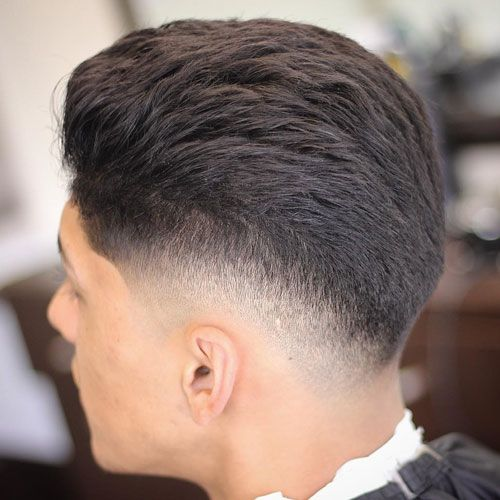 Types Of Fades Haircut