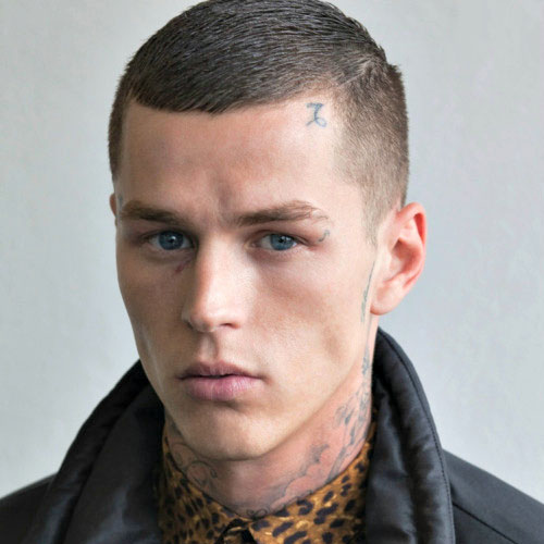 Classic Crew Cut Styles Tips Tricks Men