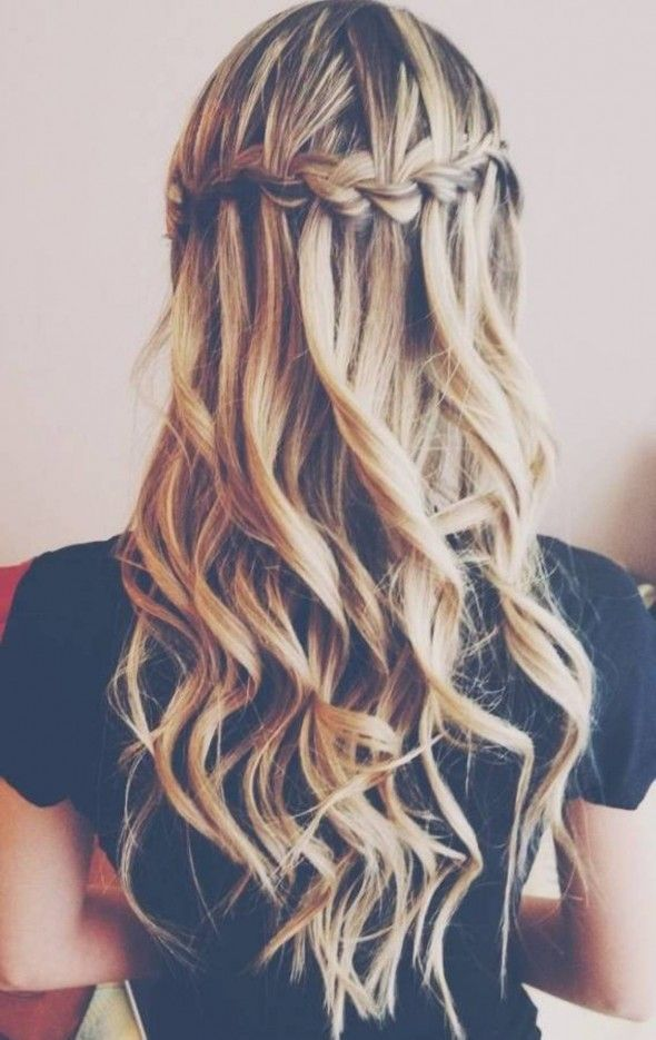 30 Pretty Hairstyles And Braided Looks For Any Occasion