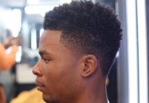 Drop Fade Haircut Styles