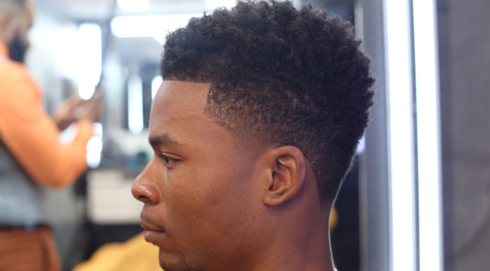Drop Fade Haircut Styles