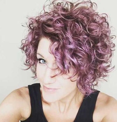 Best Short Curly Hairstyles Youll Fall In Love With