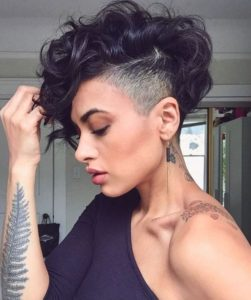 side shave pixie