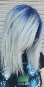 Blue Shadow Roots