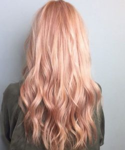 Champagne Rose Gold