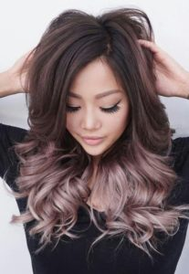 Cool Rose Ombre