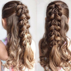 Fancy Pull Through Braid