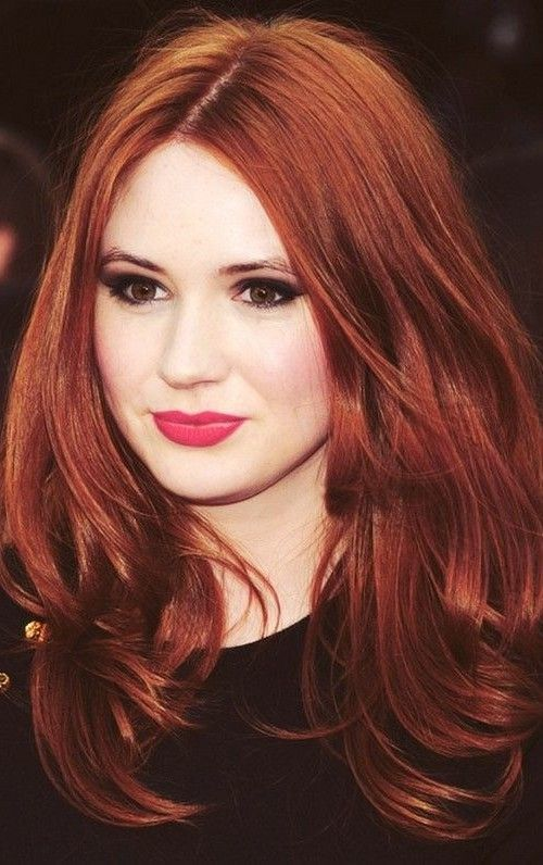 Copper Auburn Hair Dye | Find your Perfect Hair Style
