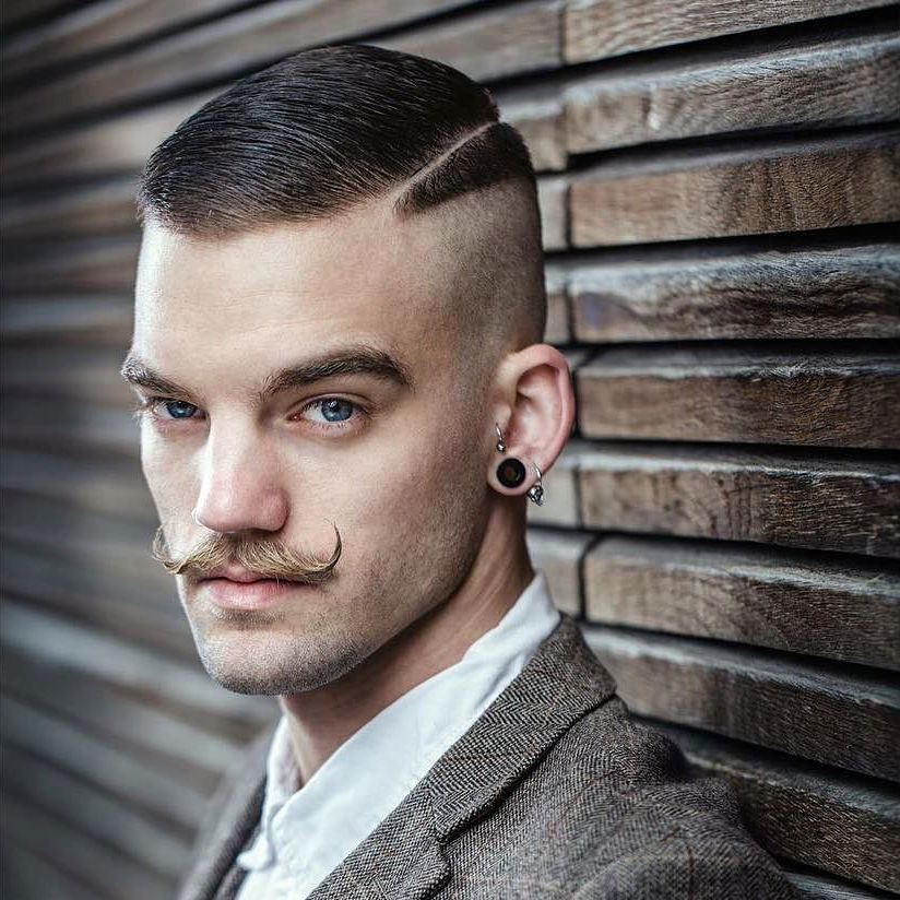 hair mens style 20 mustache styles for amp how to achieve the looks 3861