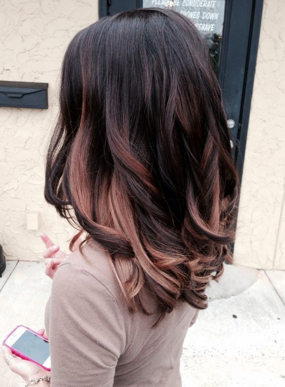 Images Of Hair Color And Styles 35 Sparkling & Brilliant Rose Gold Hair Color Ideas