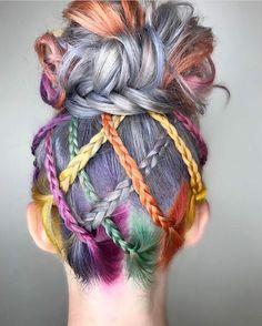 Steely Rainbow