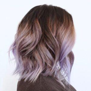 Subtle Pastel Purple