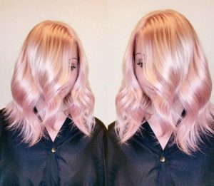 Touch of Pink Ombre