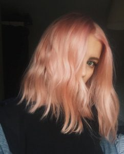Warm Rose Gold