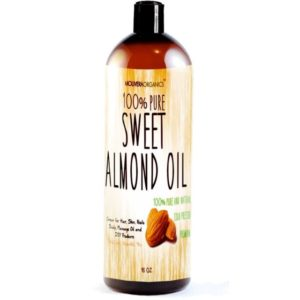 almond oil molivera