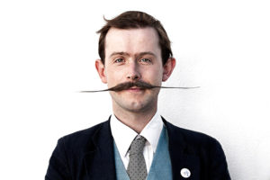 english mustache