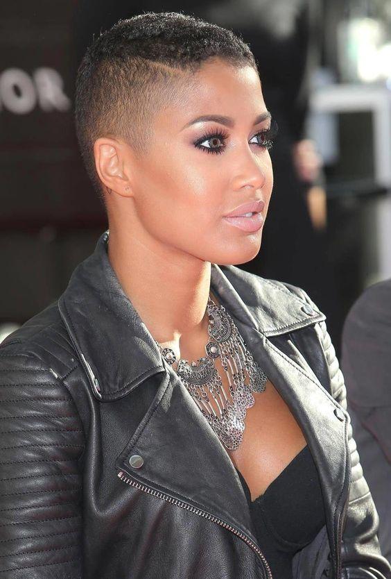 Short natural hairstyles natural hairstyles for short hair Outfits for short hair pinterest
