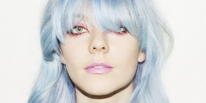 light blue hair color ideas