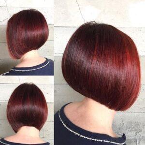 maroon gradient color