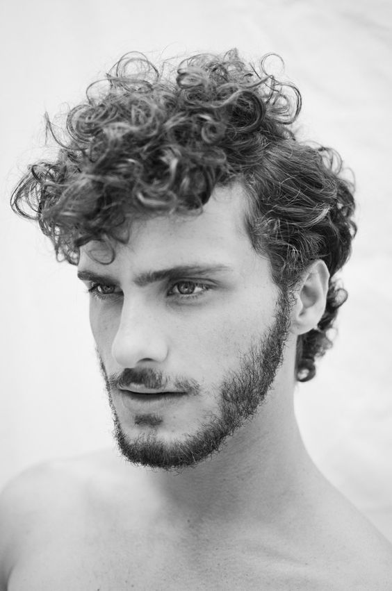 How To Style Your Hair For Men 30 New Stylishly Masculine Curly Hairstyles For Men