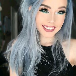 How To Dye Your Hair Blue