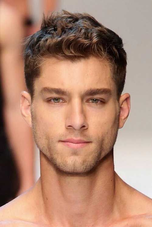30 New Stylishly Masculine Curly Hairstyles For Men - Part 2