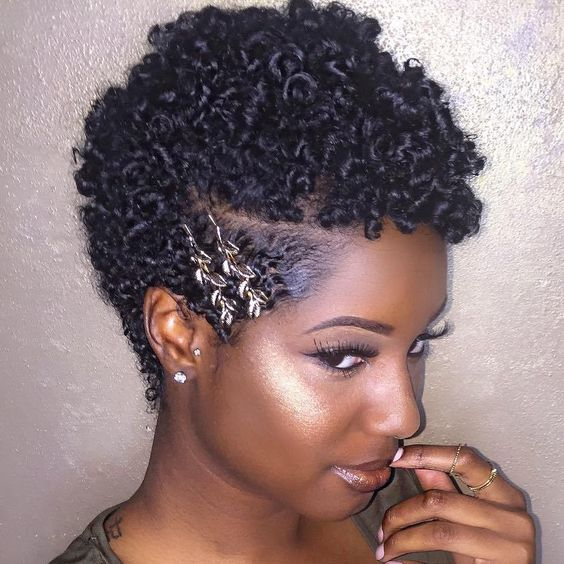 Bantu Knots On Natural Hair B