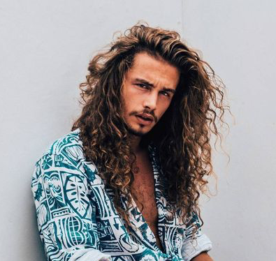 Curly Hairstyles For Guys 18 New Styles This Year