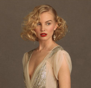 40s Glamour Curls