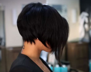 Asymmetrical Stacked Bob