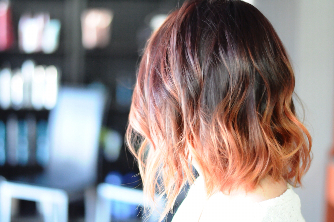 Hair Color In Style: 35 Balayage Styles And Color Ideas For Short Hair